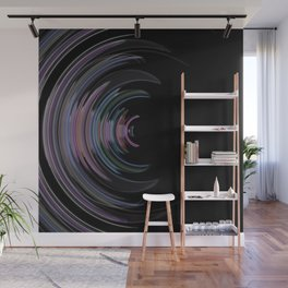 Focus in Darkness Wall Mural