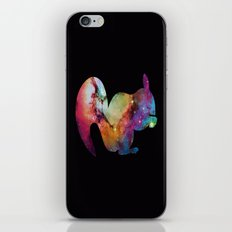 SPACE SQUIRREL iPhone & iPod Skin