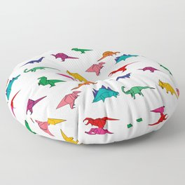 Dinosaurs Floor Pillow