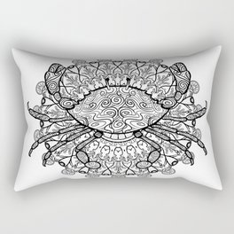 Cancer Mantra Rectangular Pillow
