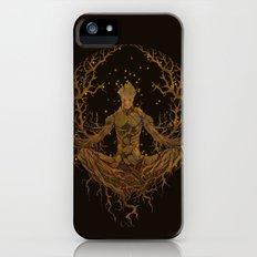 Groot Mandala Slim Case iPhone (5, 5s)