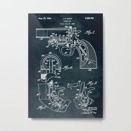 1942 - Flare gun Metal Print