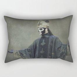 Ghost - Papa Emeritus III Rectangular Pillow