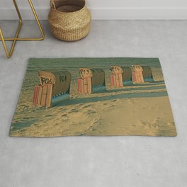 The lonesome four Rug