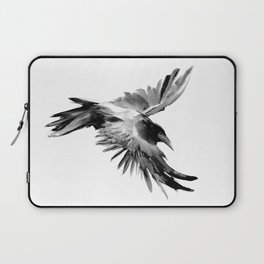 Flying Raven Laptop Sleeve