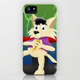 Captainfurry iPhone Case