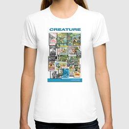 Vintage Creature by Iamjohnlogan T-shirt