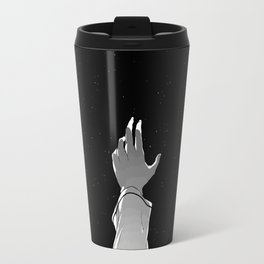 Hand in the night Travel Mug