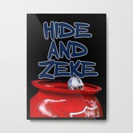 100% PROCEEDS TO SALVATION ARMY! Ezekiel Elliott Zeke Kettle Jump Metal Print