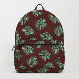 Neon Tiger Backpack