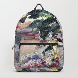 Lilacs in a Glass Bowl - Digital Remastered Edition Backpack