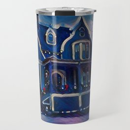 A SILENT NIGHT Travel Mug