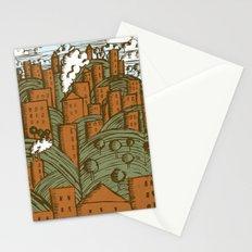 A CITY ON A HILL Stationery Cards