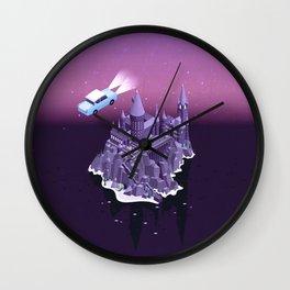 Hogwarts series (year 2: the Chamber of Secrets) Wall Clock