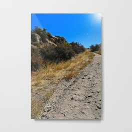 Dust and Dirt Metal Print