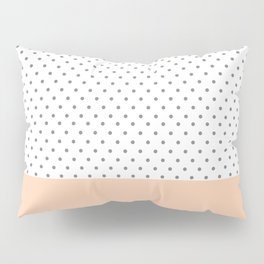 Peach Tree Pillow Sham
