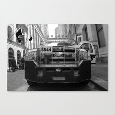 New York #02 Canvas Print