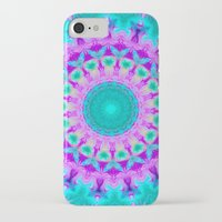 kaleidoscope iPhone & iPod Cases featuring Kaleidoscope by Sylvia Cook Photography