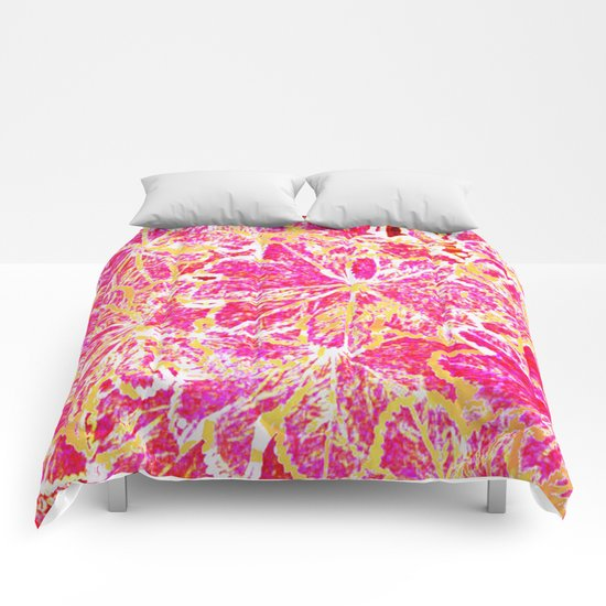 Pink Bliss Comforters
