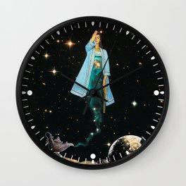 The Genie Wall Clock