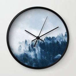 So Far From Safe #home #decor #prints Wall Clock