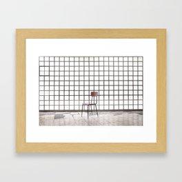 Angst#2 Framed Art Print