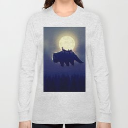 The End of All Things - Night Version Long Sleeve T-shirt