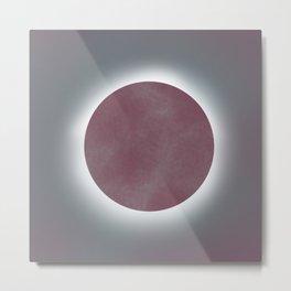 Total Eclipse Metal Print