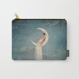 Moon River Lady Carry-All Pouch