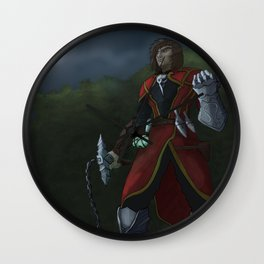 Gabriel Belmont - Castlevania Lords of Shadow Wall Clock