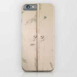 Shabby Chic, Cabinet Doors, Doors iPhone Case