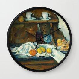 The Buffet Wall Clock