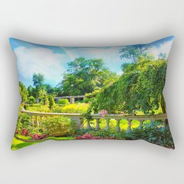 The Beauty Of Nature Rectangular Pillow