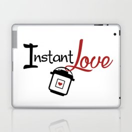 Instant Pressure Cooker Pot Love Laptop & iPad Skin