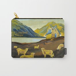 The Good Shepherd, Lake Tekapo Carry-All Pouch