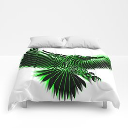 Green Eagle Comforters