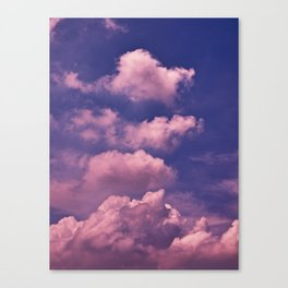 Clouds 26 Canvas Print
