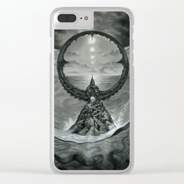 Passage Clear iPhone Case