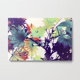Exotic Autumn colors Metal Print