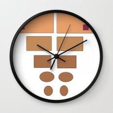 ABSstract! Wall Clock