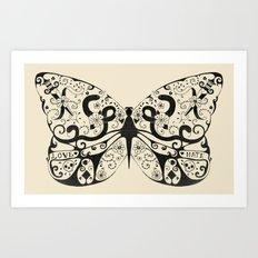 Polymorphism Art Print
