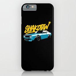 Shakotan Racing iPhone Case