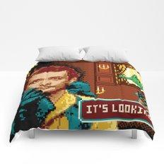 Ghostbusters - Ugly Little Spud Comforters