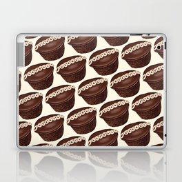 Cupcake Pattern Laptop & iPad Skin