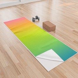 Pride Gradient Yoga Towel