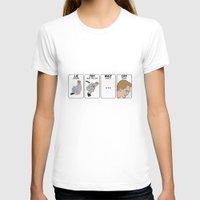 himym T-shirts featuring HIMYM by Aldo Cervantes Saldaña