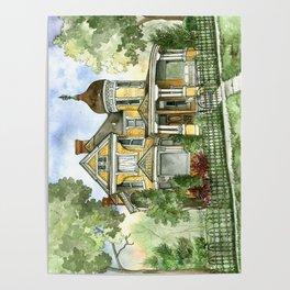 Victorian Summer Poster