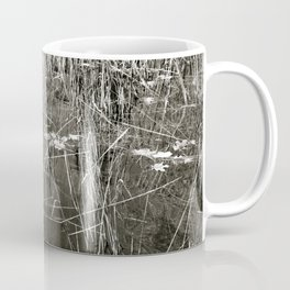 Still Bay B & W Coffee Mug
