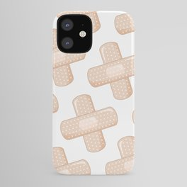 Get Well Bandaid iPhone Case