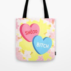 Shōjo Bitch  Tote Bag